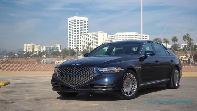 2020 Genesis G90 First Drive Review: Daring to be Different