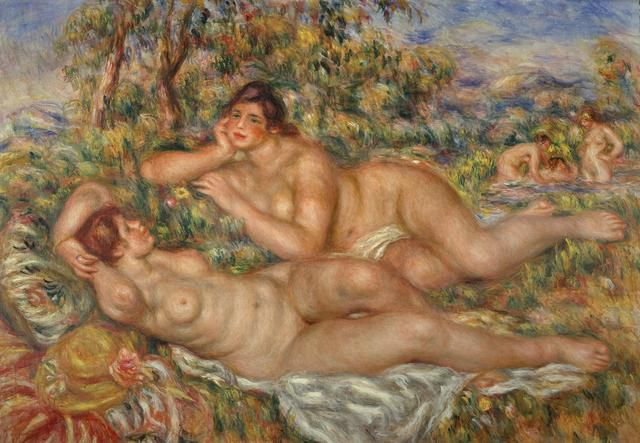 In the flesh: Kimbell exhibition dares to examine Renoir's nudes