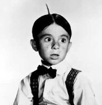 Today in history 1959: Carl Switzer, actor who portrayed 'Alfalfa' killed over $50