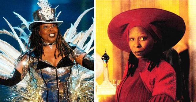 15 Facts Everyone Forgets About Whoopi Goldberg