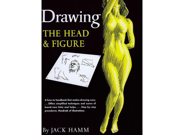 The 12 best drawing books