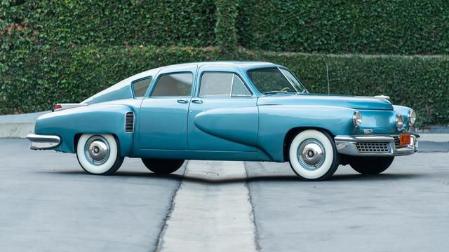 The 'Car of Tomorrow' is up for sale for $2m+
