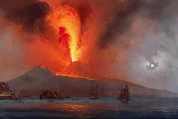 Vesuvius Victims Weren't Instantly Vaporized But Eruption's Extreme Heat Turned Brains Into Glass