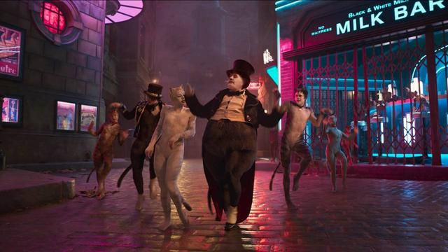 How Cats became a box office Catastrophe