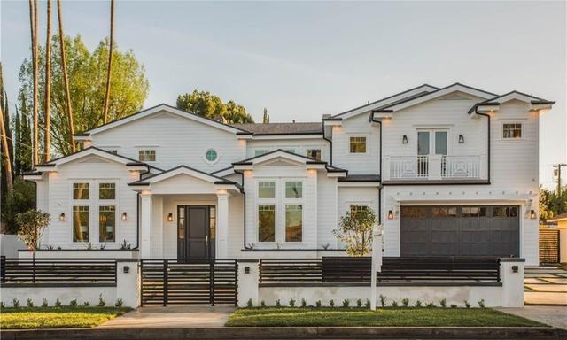 Jordan Clarkson's Woodland Hills home