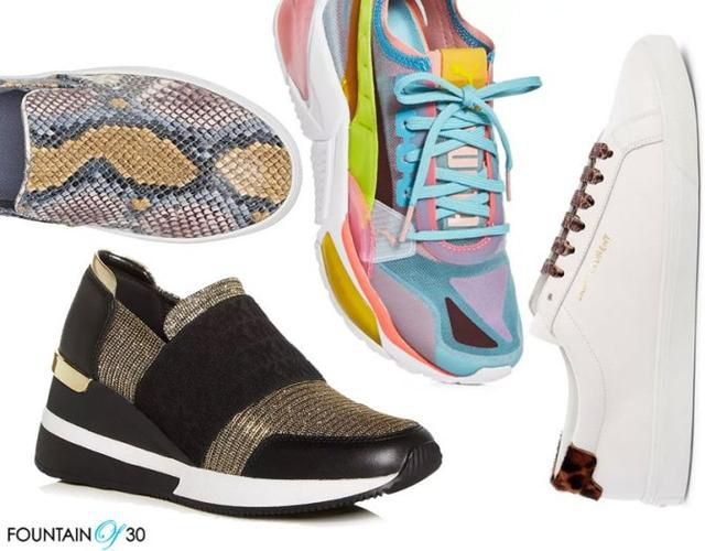 How to Wear Sneakers When You're A Grown-Up