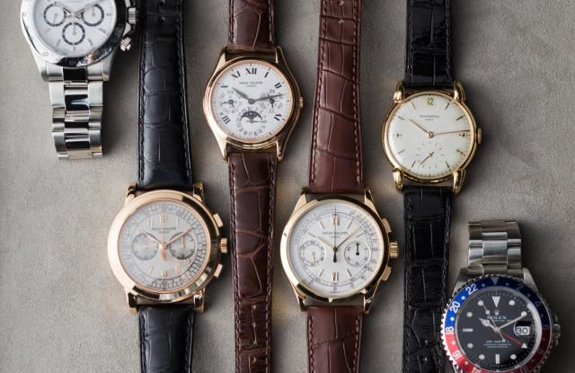 Vintage Watches Going Strong