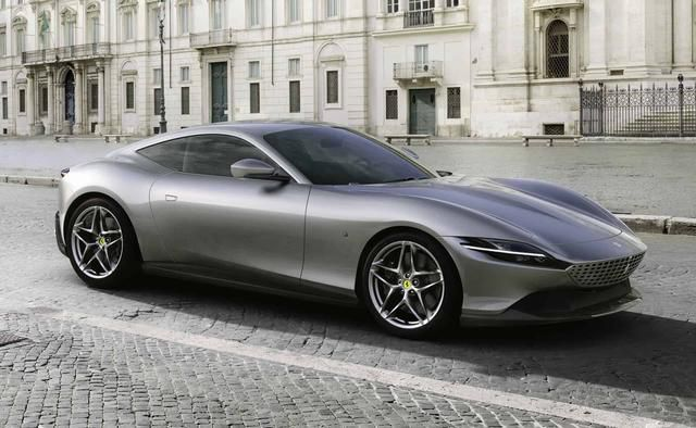 The All New Ferrari Roma is a Timeless Front-Engined GT Car