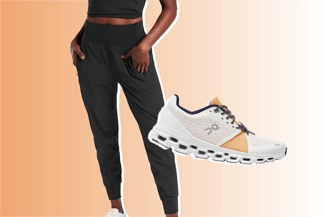 From Heels to Slides - Here Are 7 Trendy Ways to Style Sweatpants