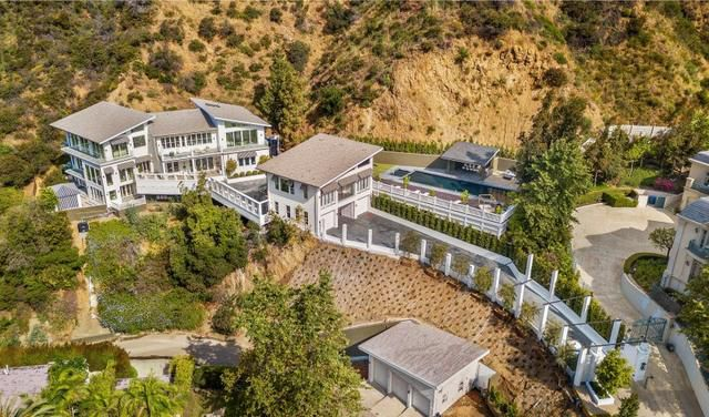 Rapper Tyga leases brand-new Bel-Air mansion for $58,000 a month