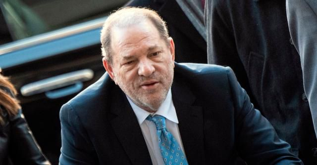 Harvey Weinstein Sentenced to 23 Years for Rape and Sexual Assault