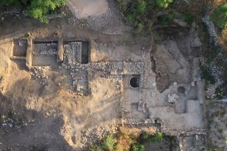 Ancient 'outlaw temple' discovered in Israel