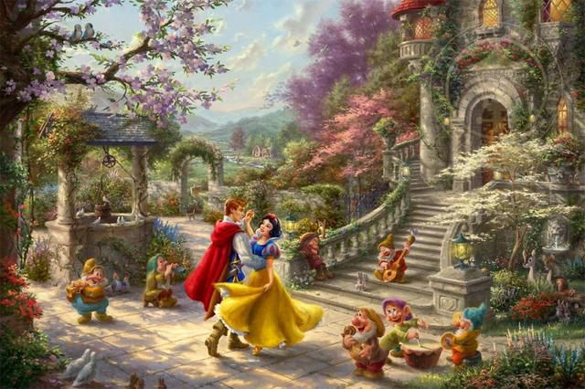 This Artist's Disney Paintings Look Better Than Disney Movies Themselves