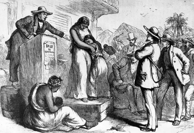'The Slaves Dread New Year's Day the Worst': The Grim History of January 1