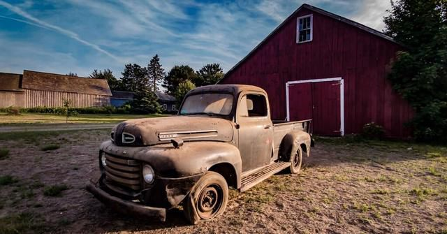 15 Classic Pickup Trucks Discovered In Dusty Barns