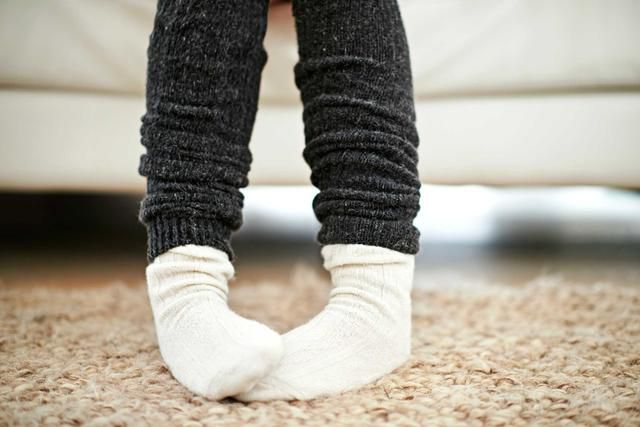 12 Medical Reasons You're Always Cold