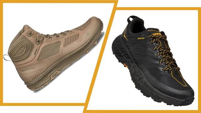 What's the Difference Between Hiking Boots and Hiking Shoes?