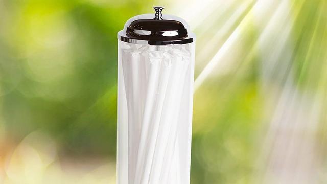 Best Straw Jar Dispenser