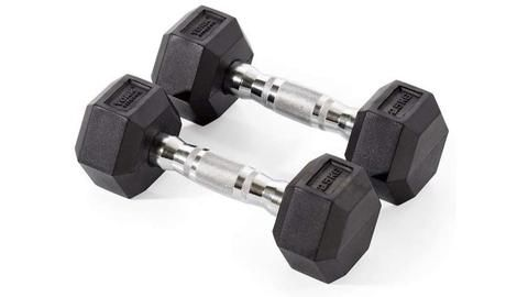The best dumbbell sets for working out at home