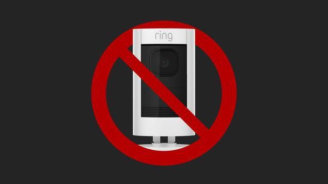 Don't Buy Anyone a Ring Camera
