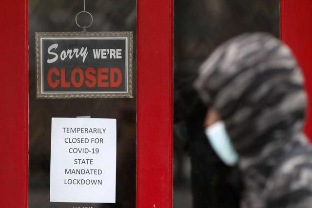 Jobless rate spikes to 14.7%, highest since Great Depression