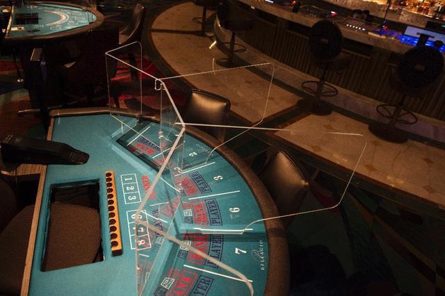 Las Vegas casinos reopen after months of virus lockdown