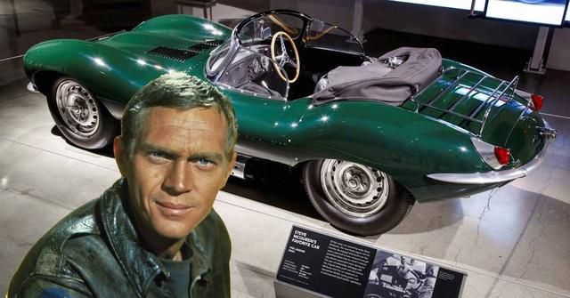 15 Sweet Classic Rides From Steve McQueen's Car Collection