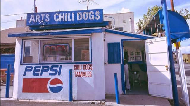 The last day in the life of L.A. legend Art's Famous Chili Dogs