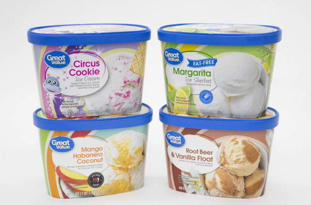 Walmart's newest ice cream flavors are perfect for our next binge watch