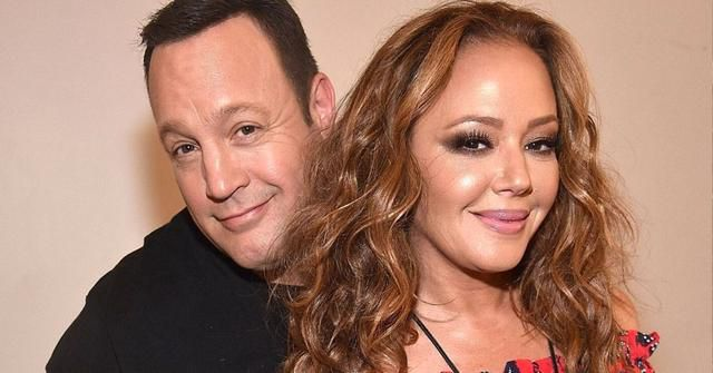 15 Little Known Facts About Kevin James And Leah Remini's REAL Relationship