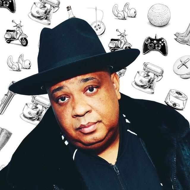 What Rev Run Can't Live Without