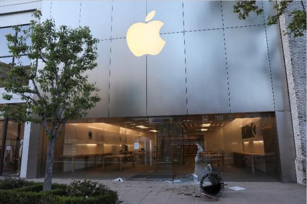 PSA: Apple Has a Warning to All Their Looters, You're Being Tracked!