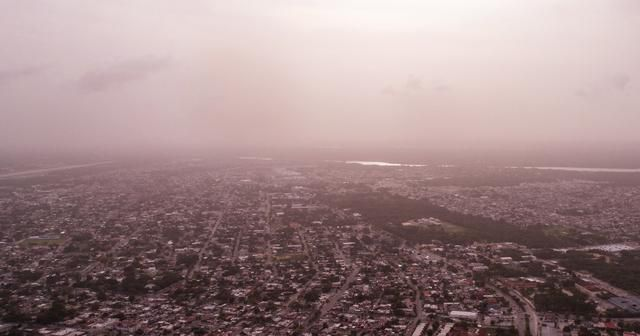 WTF is going on with the massive Saharan dust cloud coming to the US