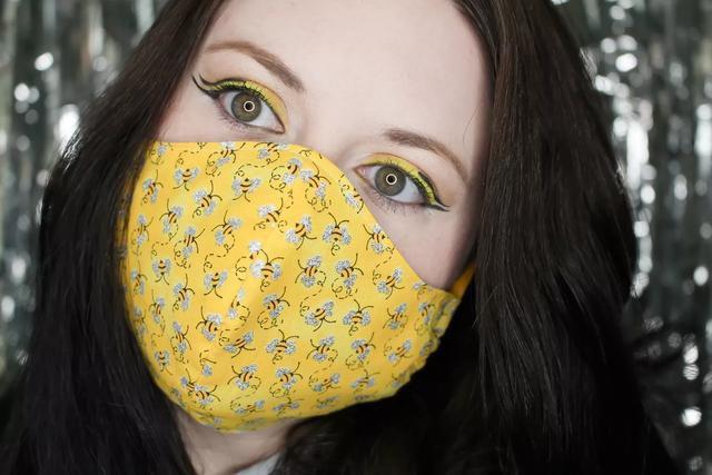 The homemade masks of coronavirus