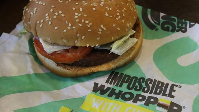Vegan man sues Burger King in Florida, says Impossible Whopper was 'contaminated' with meat