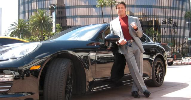 15 Interesting Facts About Sylvester Stallone's Car Collection