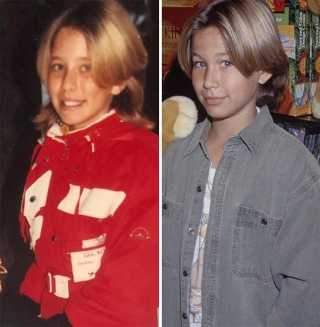 When This Woman Was A Little Girl In The Mid-90s, She Looked Almost Exactly Like Jonathan Taylor Thomas