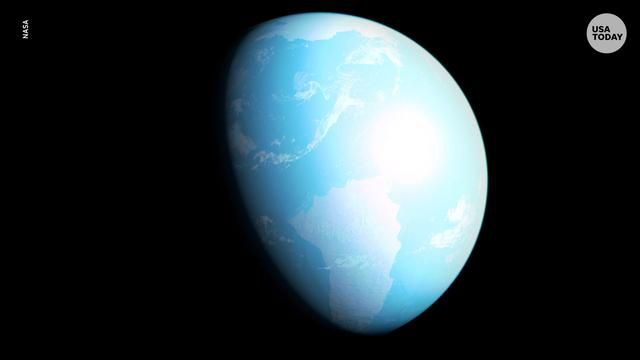 One-in-a-million: 'Super-Earth' discovered near center of our galaxy