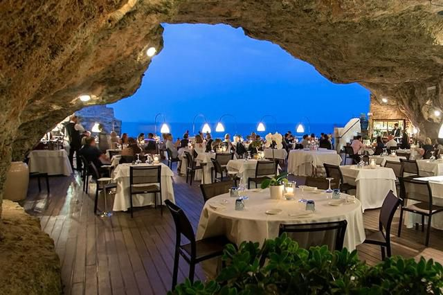Take V-Day to the Next Level at the World's Most Romantic Restaurants