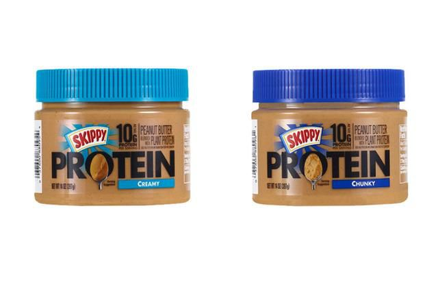 Skippy gives a plant-based protein boost to those peanut butter cravings