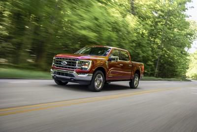 Ford Brings Wireless CarPlay to the 2021 F-150 Pickup