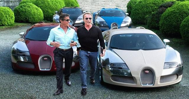 15 Celebrities With The Rarest Cars In The World
