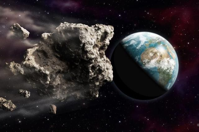 Space Rock: NASA Investigators Spot Killer Space Rock Apophis; Asteroid To Approach Earth By 2029