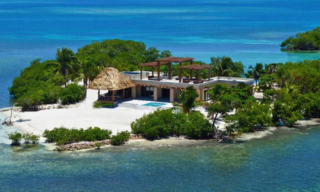 Demand for private islands is up as super rich seek an escape