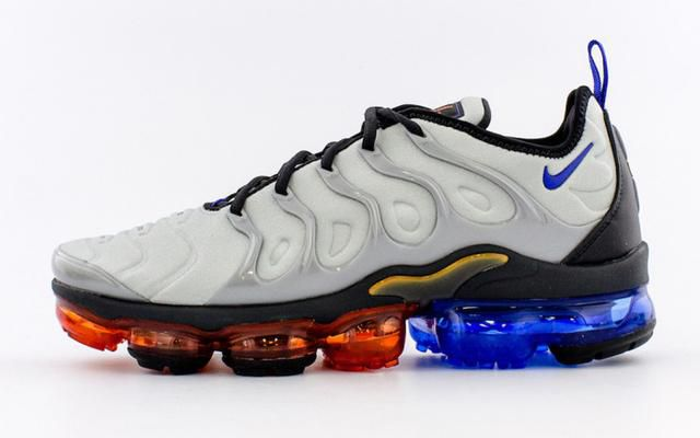 Nike Releases Two New Colorful Iterations of Air VaporMax Plus Sneakers