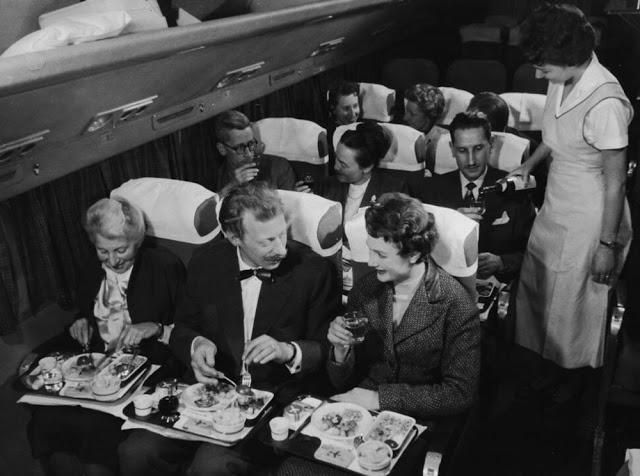 No ID, No Problem: 25 Vintage Photos That Show What It Was Really Like to Fly During the Golden Age of Air Travel