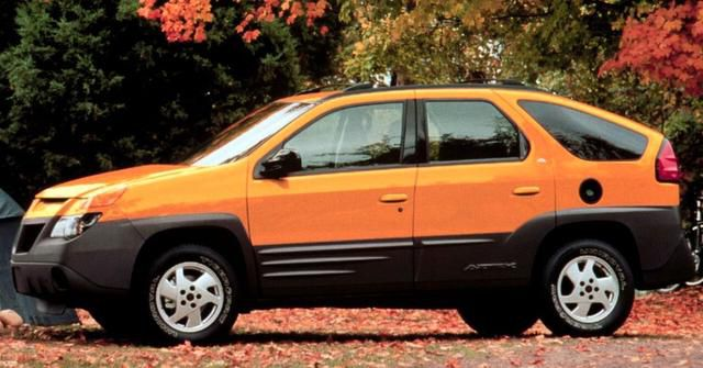 Ranking The 15 Worst SUVs Of All Time