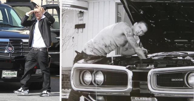 15 Facts About Eminem's Impressive Car Collection