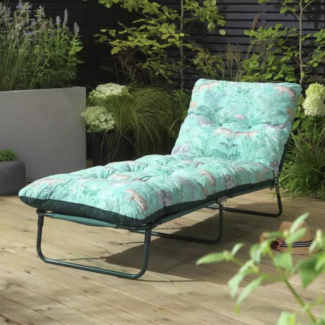 You need one of these Argos sun loungers to make the most of the heatwave next week...