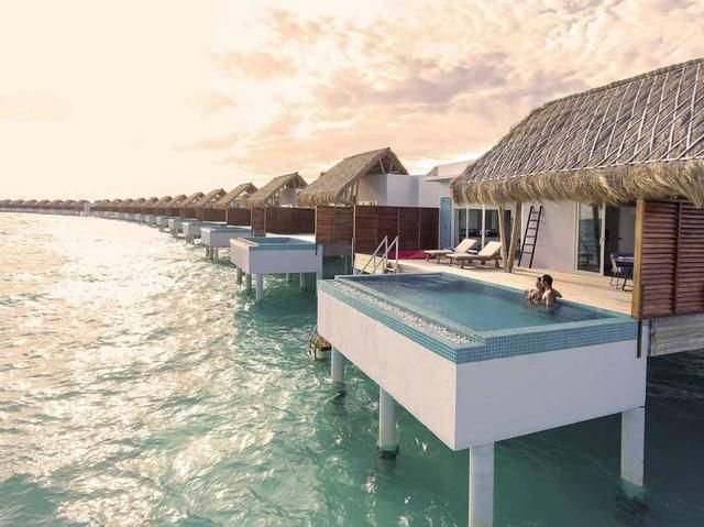 Emerald Maldives is a new Oasis of Waterfront Tranquility
